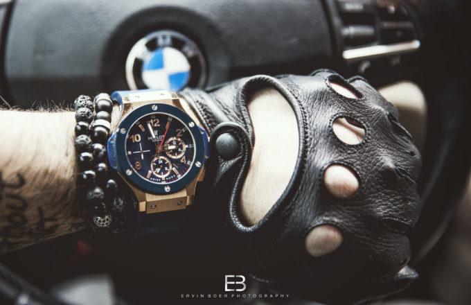 Hublot / BMW 730